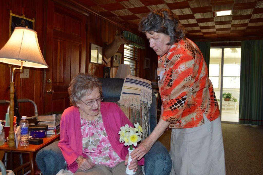 Former Lawrenceville Elementary teacher celebrates 100th birthday