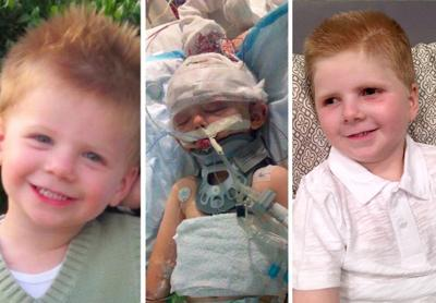 5 Years After Life Changing Accident Tripp Halstead Continues Making Progress News Gwinnettdailypost Com