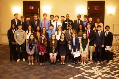 Gwinnett's brightest students honored at STAR student luncheon