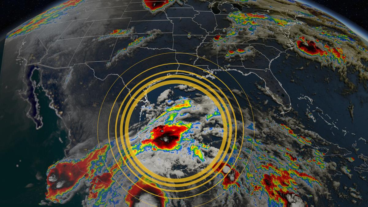 The first tropical system to impact the US could happen next week. The NHC is watching closely