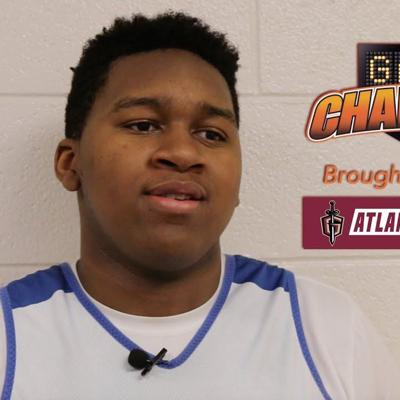 GAME CHANGERS: Peachtree Ridge basketball player Richard Rivers