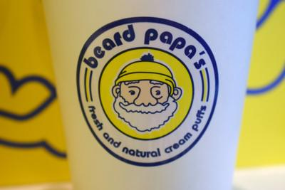 The Dish Beard Papa S Fresh And Natural Cream Puffs