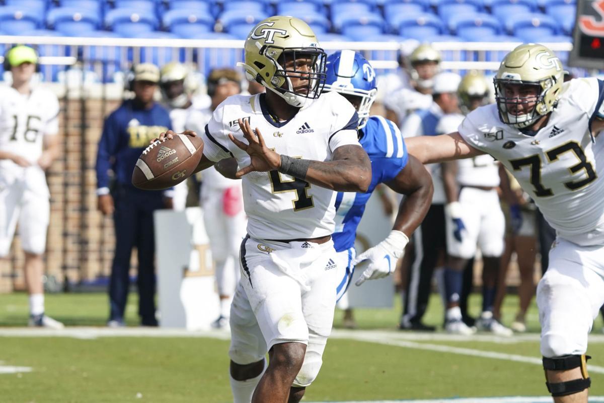 James Graham developing as Georgia Tech's quarterback | Sports |  gwinnettdailypost.com