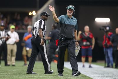 purchase cheap 3d7b7 fdd52 Eagles cancel practice as injury list grows | Sports ...