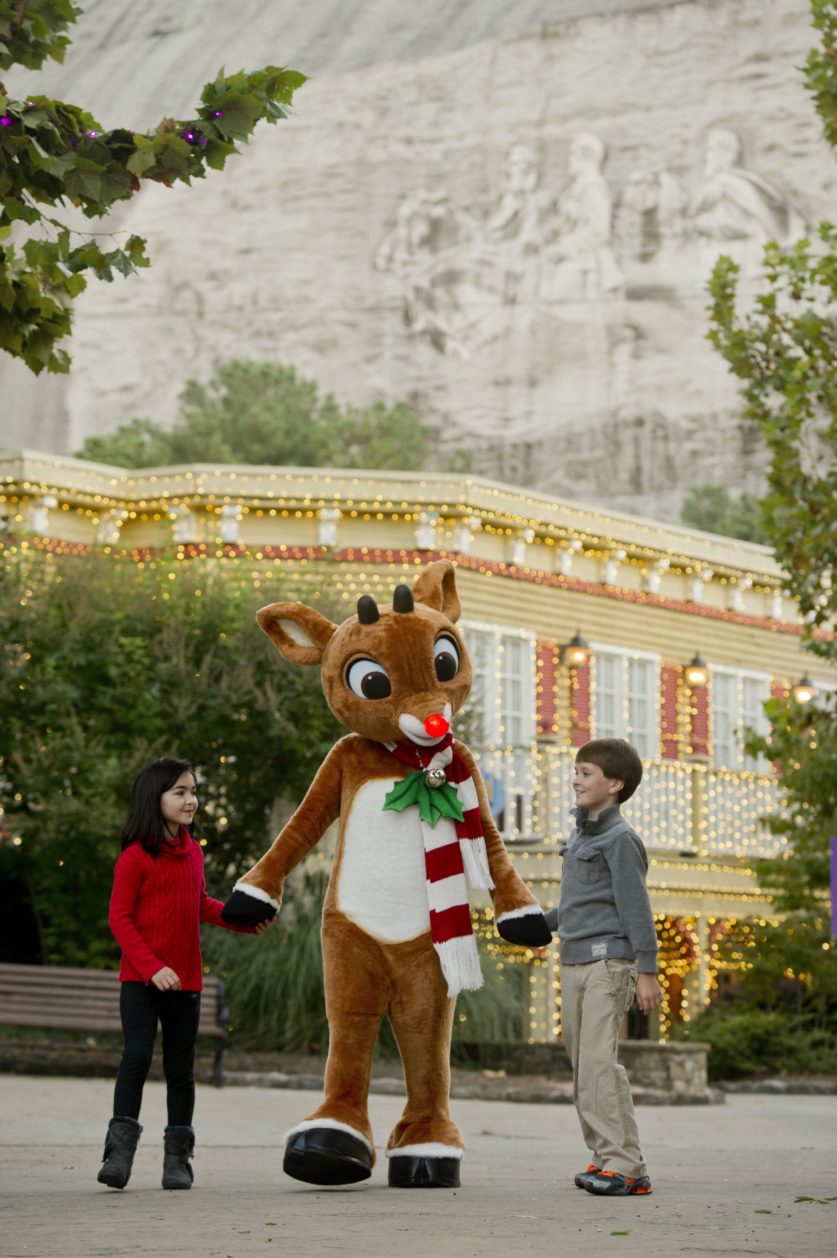 Stone Mountain Christmas.Stone Mountain Christmas Offers Up Holiday Fun