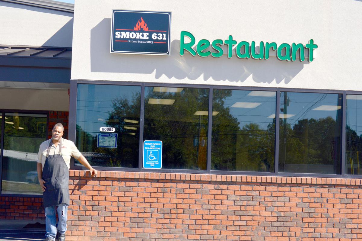 Celebrity Chef Jason Ellis Serves Up Barbecue In Lawrenceville News Gwinnettdailypost Com