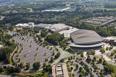 Gwinnett commissioners approve Infinite Energy Center expansion design contract