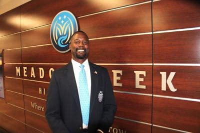 Meadowcreek's Tommy Welch named finalist for National Principal of the Year (copy)