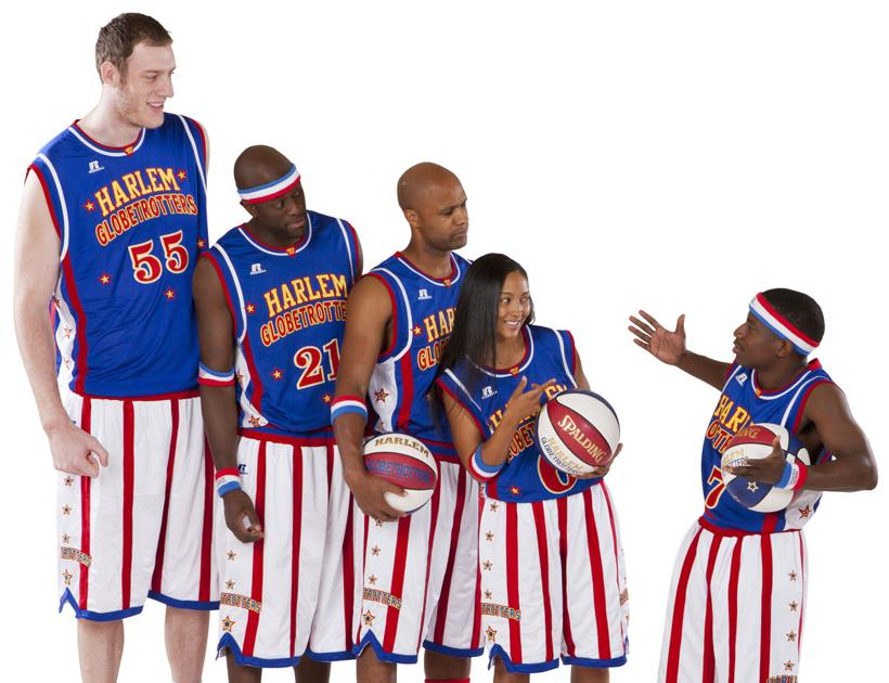 World's tallest — and smallest — basketball players headed ...