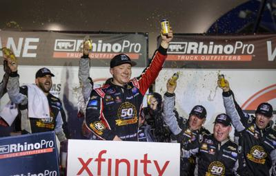 NASCAR: Rhino Pro Truck Outfitters 300