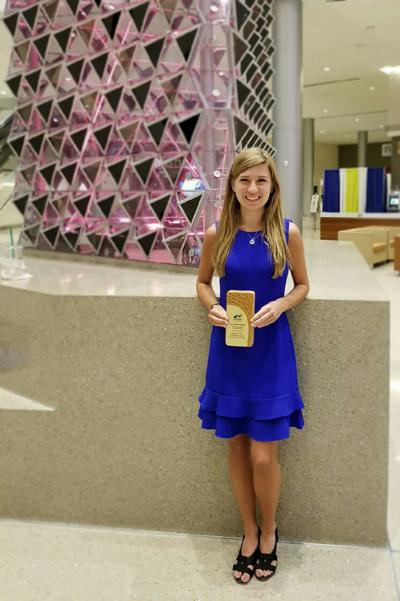 Gwinnett resident, Georgia Tech grad wins award for sustainability leadership