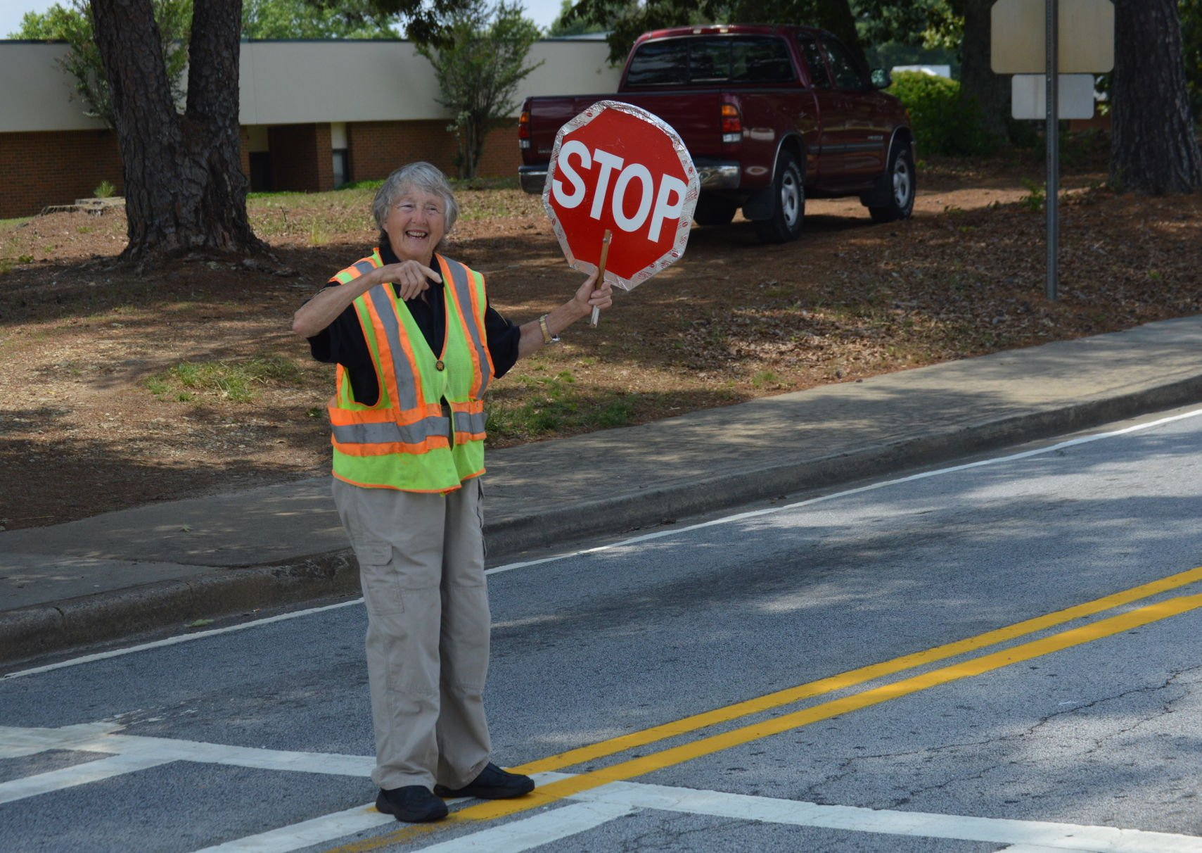 Longtime crossing guard retiring after 47 years