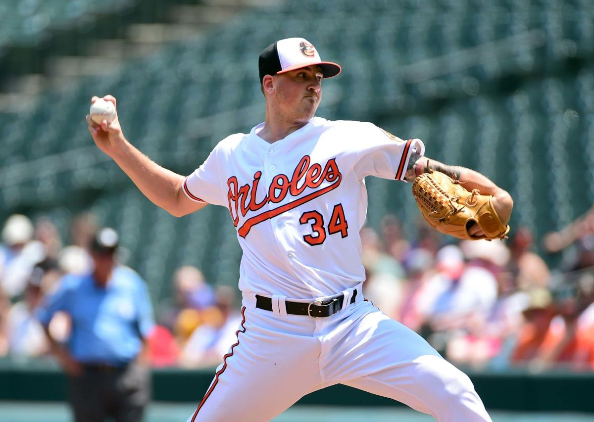 braves acquire two more pitchers from orioles via trade sports