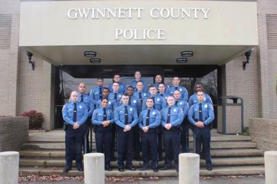 99th Gwinnett County Police Academy graduates 20 | News