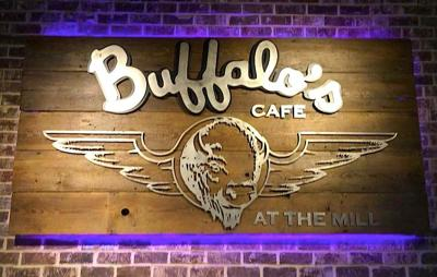 Buffalo's Cafe reopens Hamilton Mill location