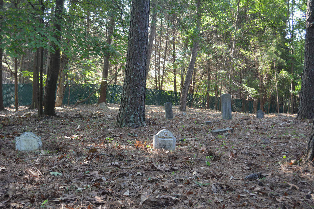 Forgotten church cemetery holds stories of Johns Creek's past