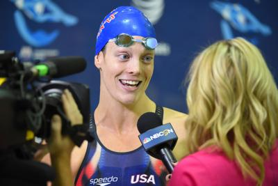 Olympians, top swimmers in town for SwimAtlanta's Atlanta Classic at Georgia Tech