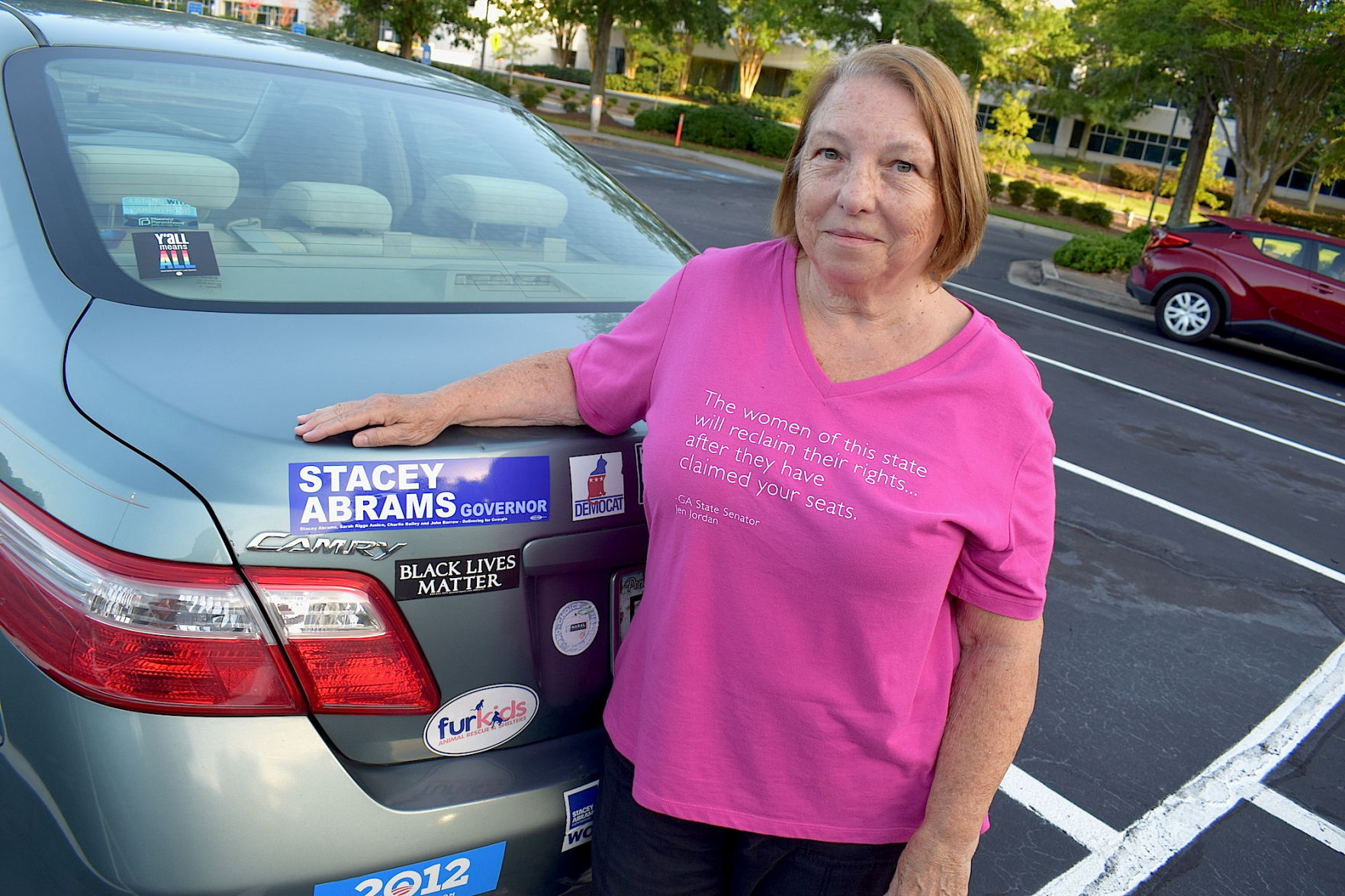 Love Trumps Hate Decal Bumper Sticker