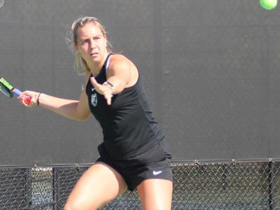 Georgia Gwinnett College women's tennis players fall in ITA Cup semis
