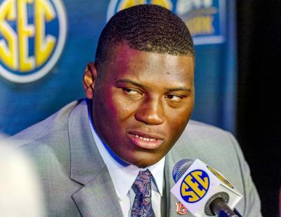 NCAA Football: SEC Media Day
