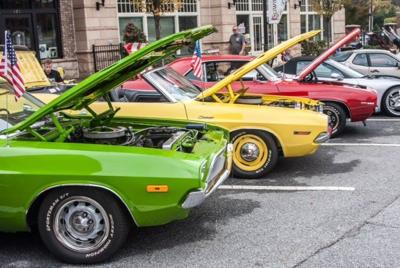 Suwanee Classic Car Show returns to Town Center on Sunday