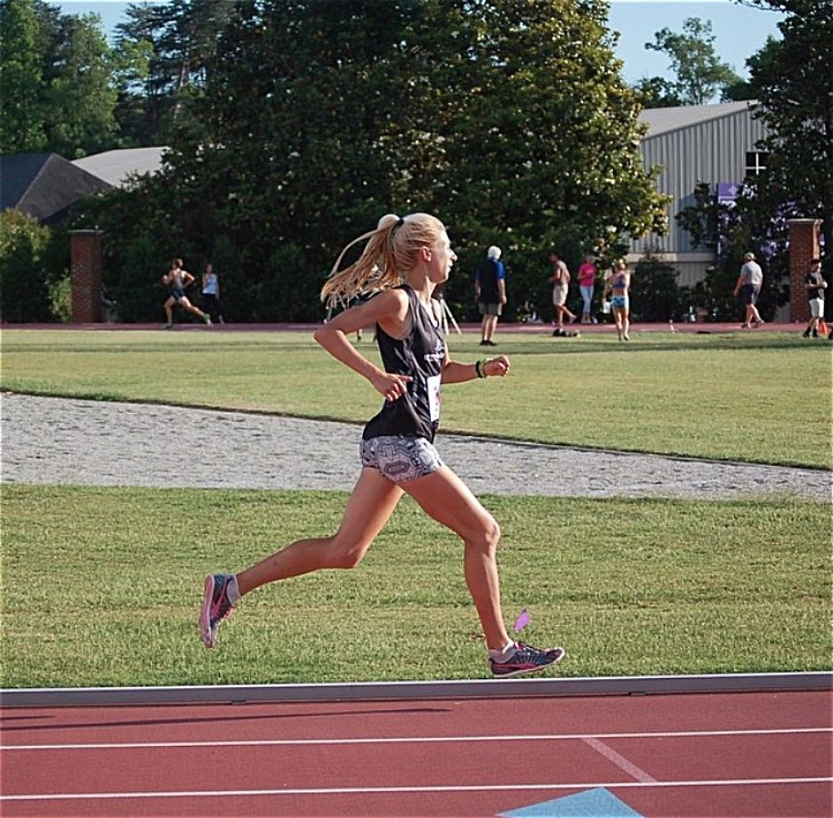 Peachtree road race results 2015 - North Gwinnett S Nicole Dimercurio Returns After Second Place Finish At 2015 Peachtree Road Race