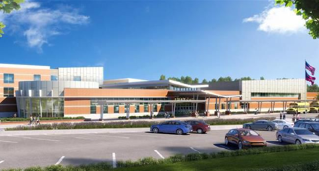 Vision Comes To Life New Hybrid School Paul Duke Stem To Open In