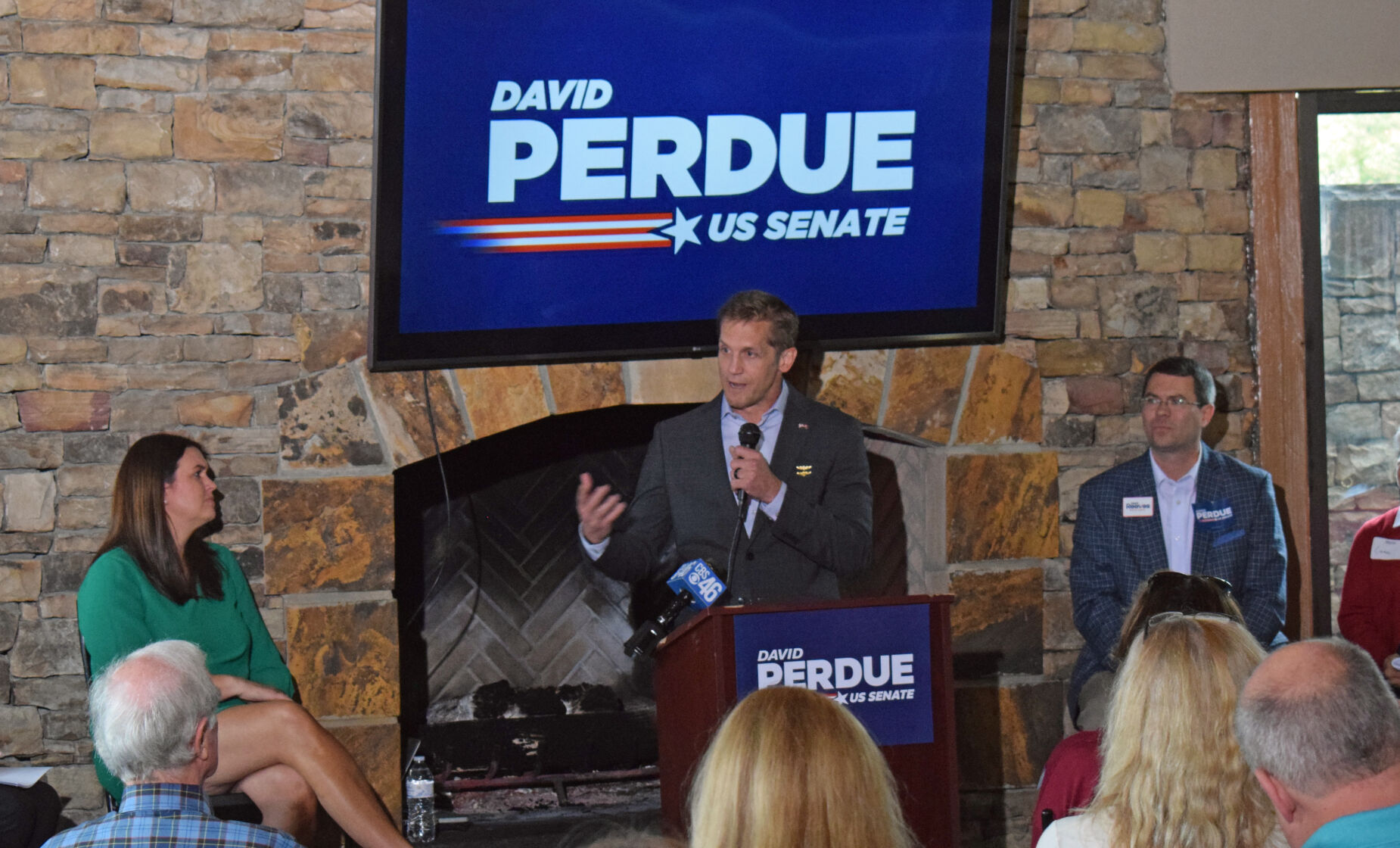 Candidates for 7th Congressional District find themselves joined by Senate campaigns during events in Gwinnett