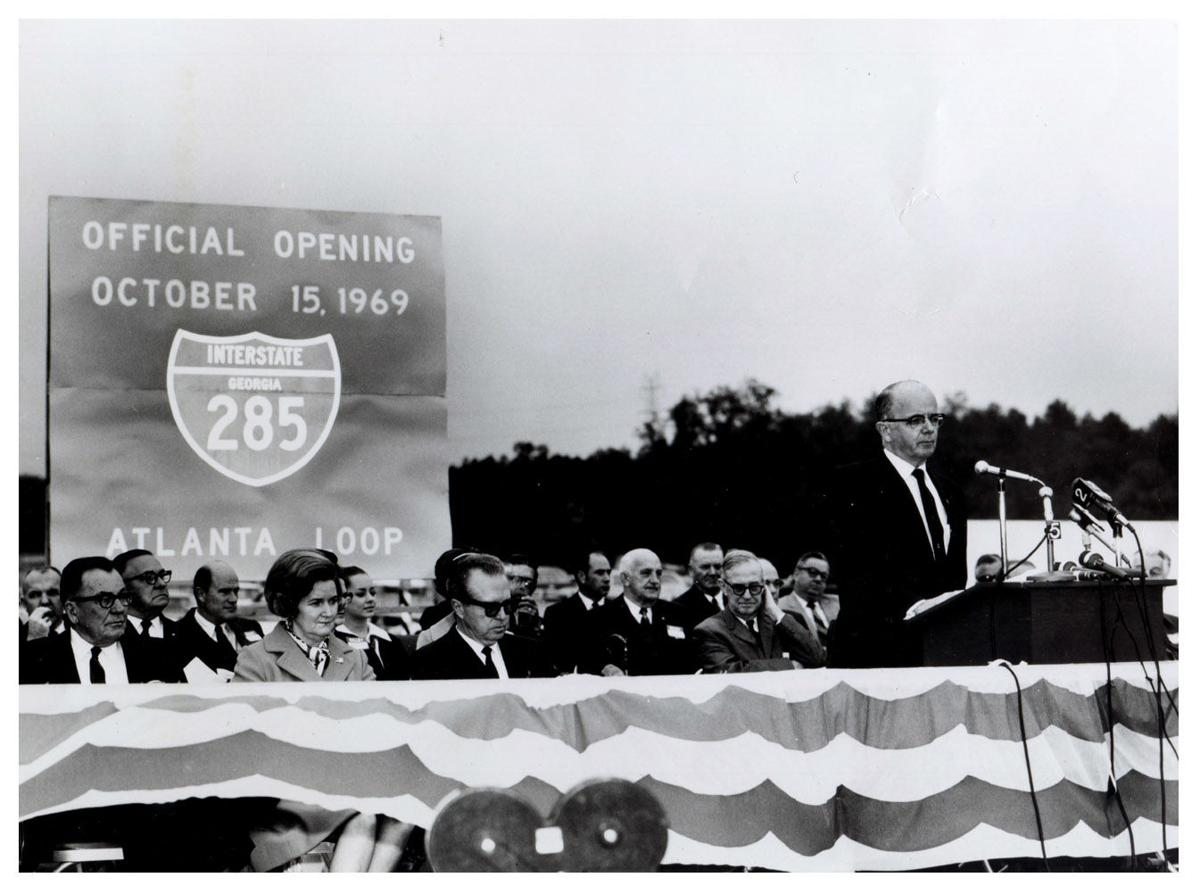 Celebrating the 50th anniversary of I-285. The highway has evolved and expanded since construction began in the 1960s and its Oct 15, 1969 opening. Photos span work to build I-285 and various expansions, mid-1960s to the construction of Spaghetti Junction