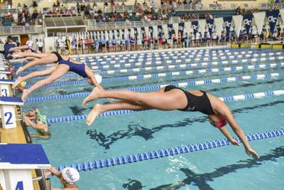 Popular Gwinnett County Swim League Delays Start Of Season Because Of Coronavirus Sports Gwinnettdailypost Com