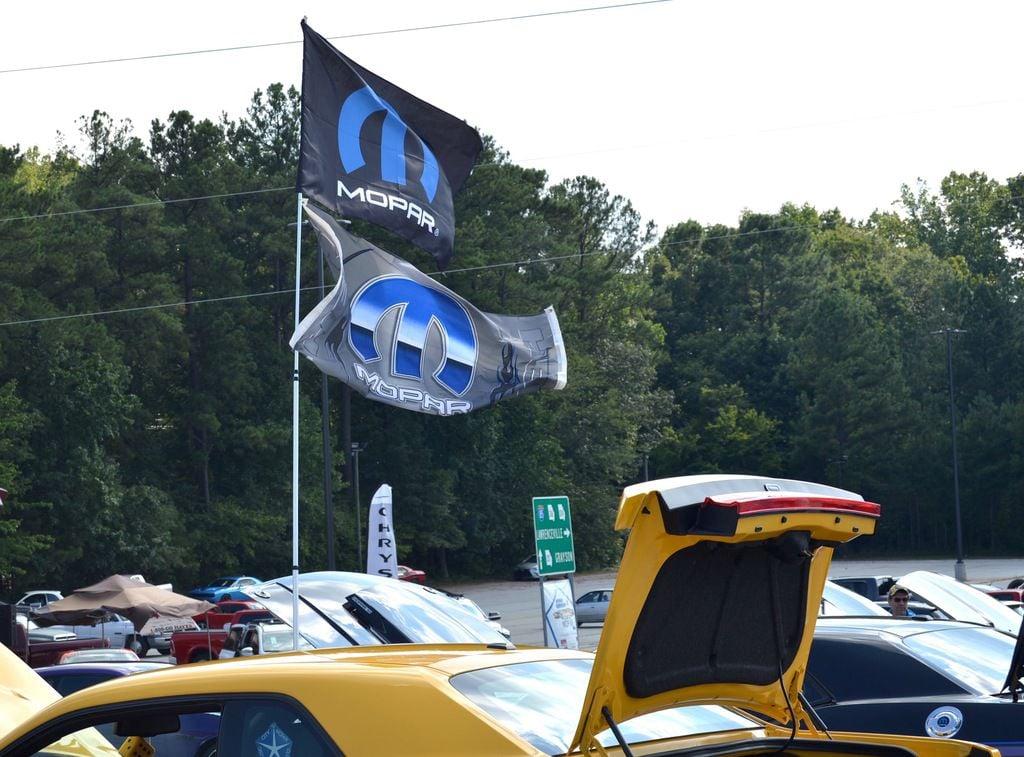 Lawrenceville Mopar car show brings back memories, raises charity