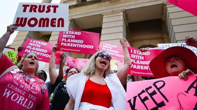 Louisiana sends 'heartbeat' abortion ban bill to governor's desk