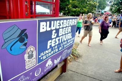 2018 Bluesberry and Beer Festival