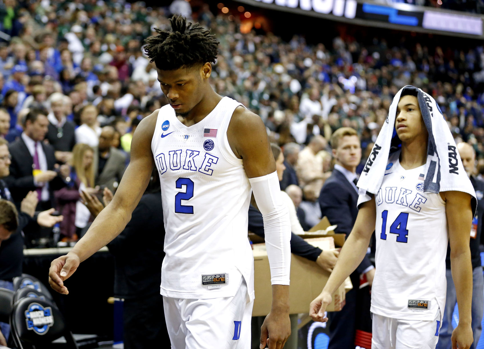 Duke freshman Cam Reddish declares for NBA Draft   Sports ...