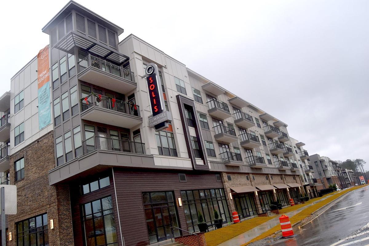 Suwanee highlights downtown growth as Solis Town Center opens   News   gwinnettdailypost.com