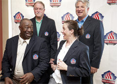 Gwinnett inducts second sports hall of fame class