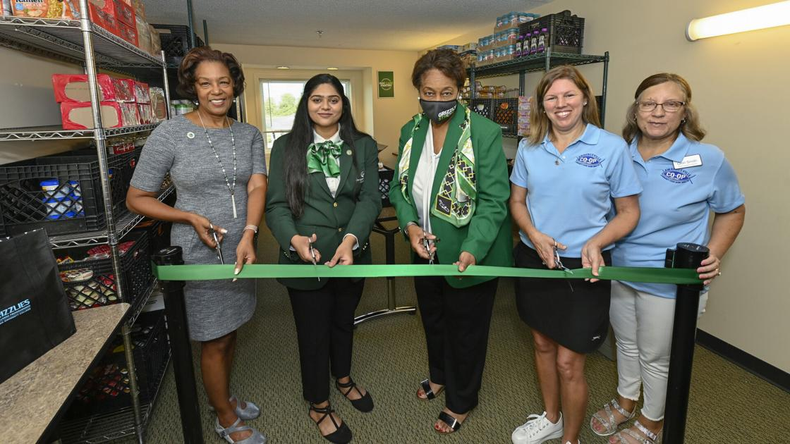 GGC opens Care Pantry to help students struggling with food insecurity