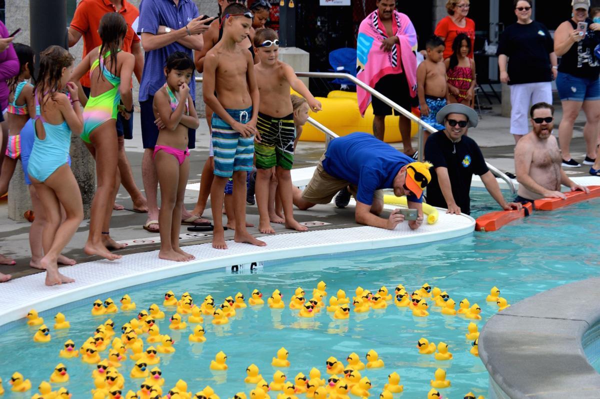 Rotary Club of Sugarloaf hosts 4th annual Duck Derby