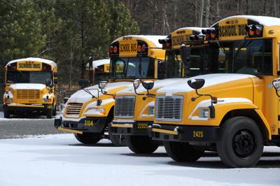 Gwinnett County Public Schools closed Tuesday due to winter