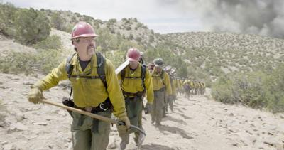 """Film Fans rave about real-life story """"Only The Brave"""