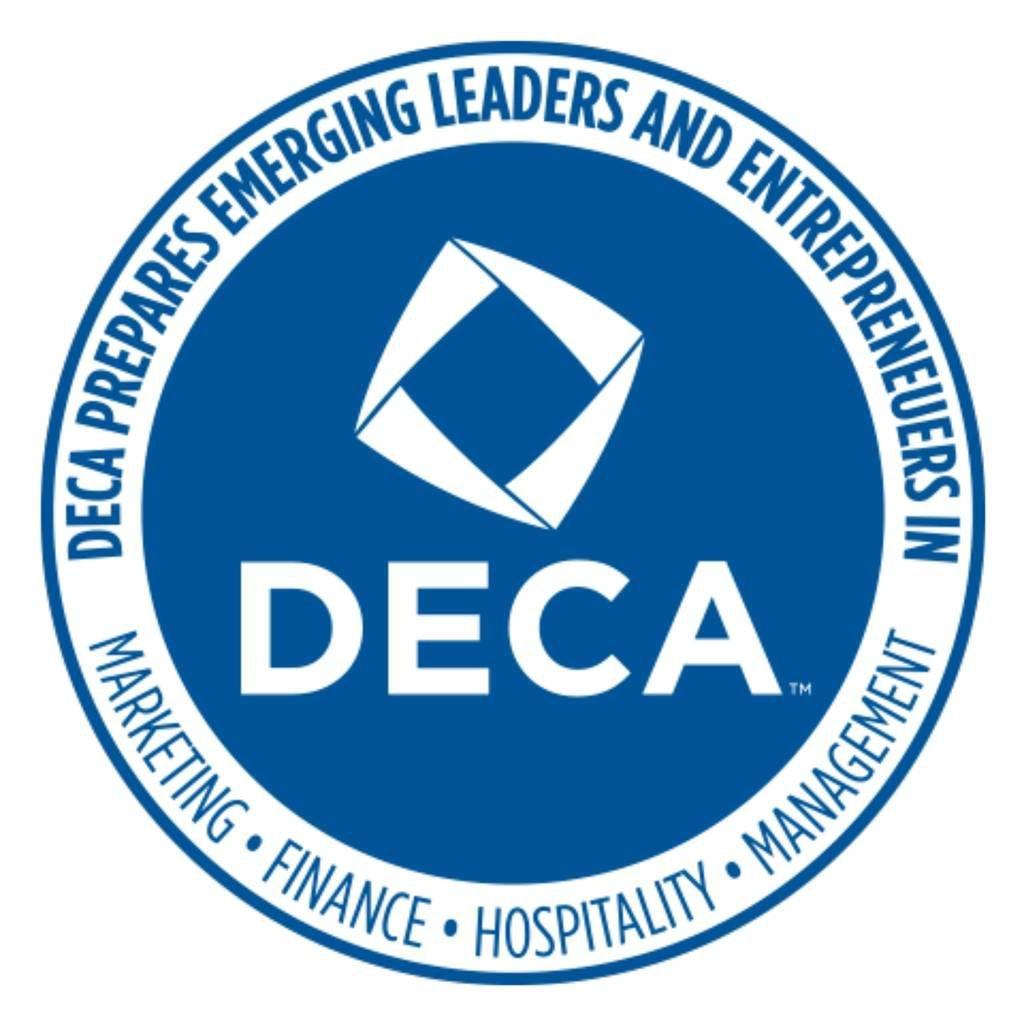 Image result for deca logo png