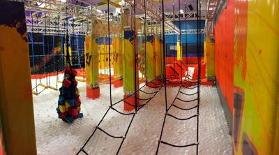 Indoor skydiving, amusement park set to open in Snellville