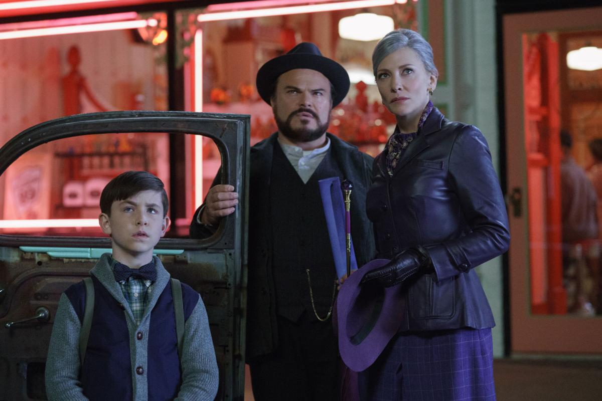 MOVIE REVIEW: The House with a Clock in its Walls as clunky as its title
