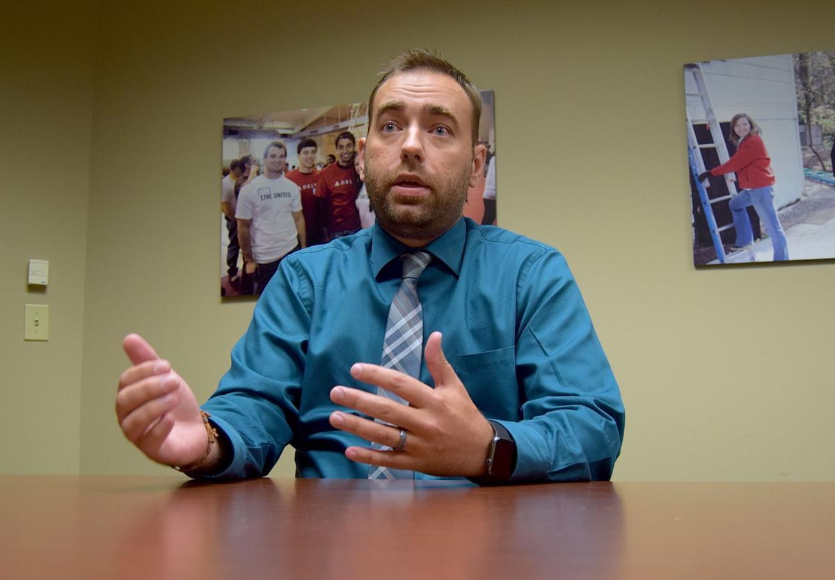 Matt Elder wants to end Gwinnett's homelessness issue in new position