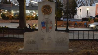 Gwinnett commissioners vote to remove controversial Confederate monument, put it in storage