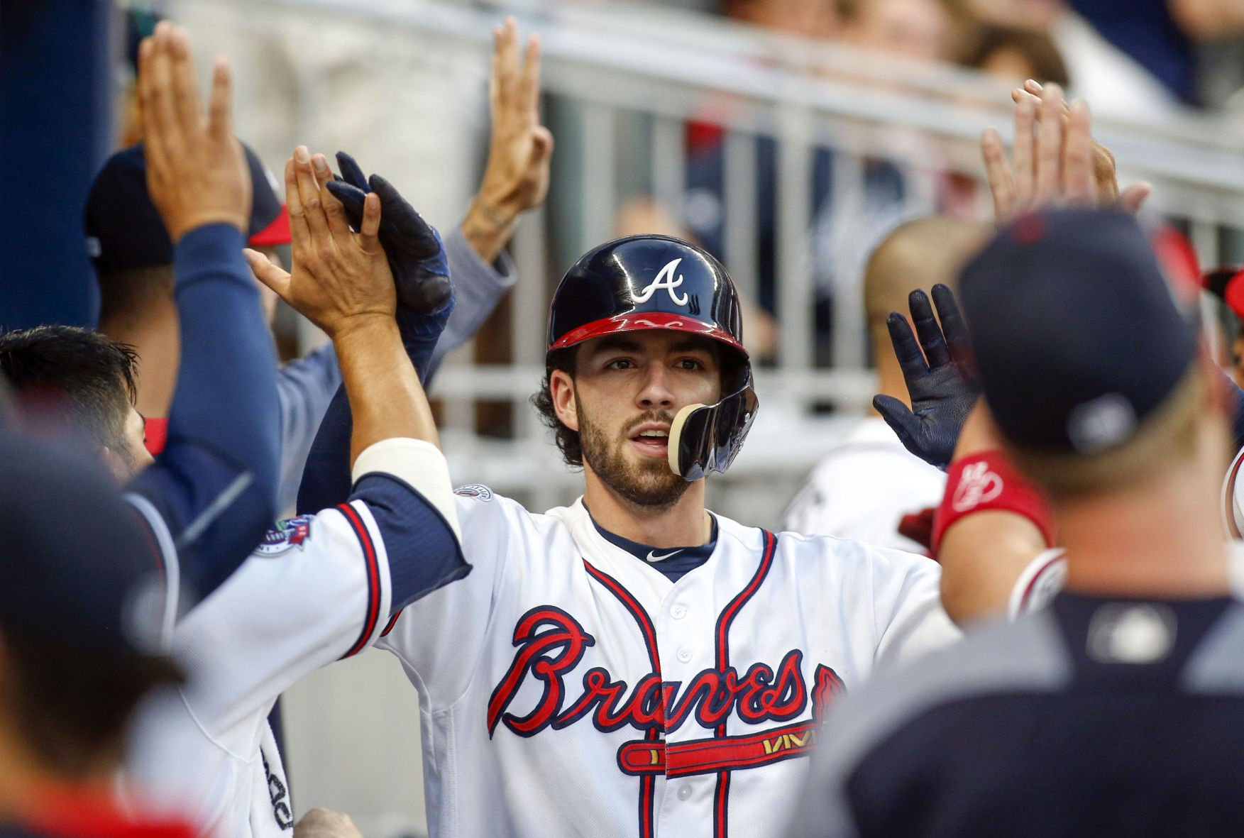 Braves send Dansby Swanson back to Triple-A Gwinnett