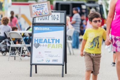62d41f630ac Fourth and final community health fair to be held Saturday