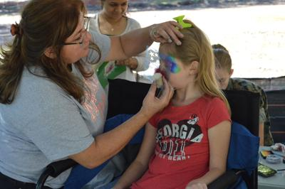 Lilburn Daze draws thousands to annual festival