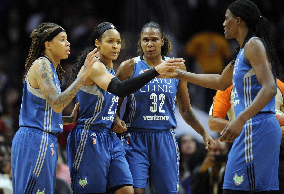 Maya Moore, Minnesota Lynx force decisive Game 5 in WNBA Finals