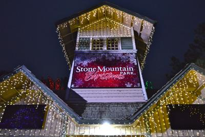 Stone Mountain Christmas.Stone Mountain Holiday Events Once Again Exemplify Christmas